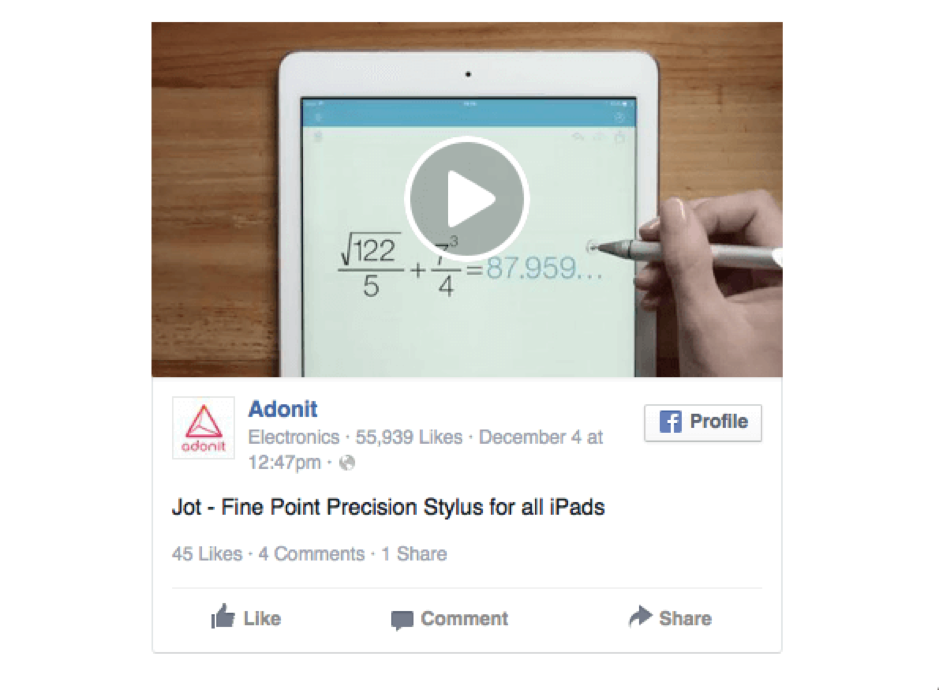 5 Unique Ways You Can Use Facebook Ads to Increase Sales