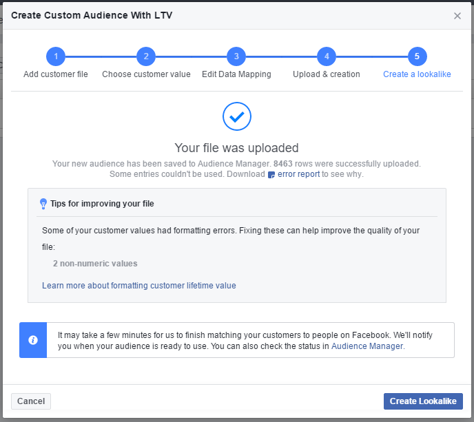 Value-Based Facebook Lookalike Audiences for WooCommerce & EDD