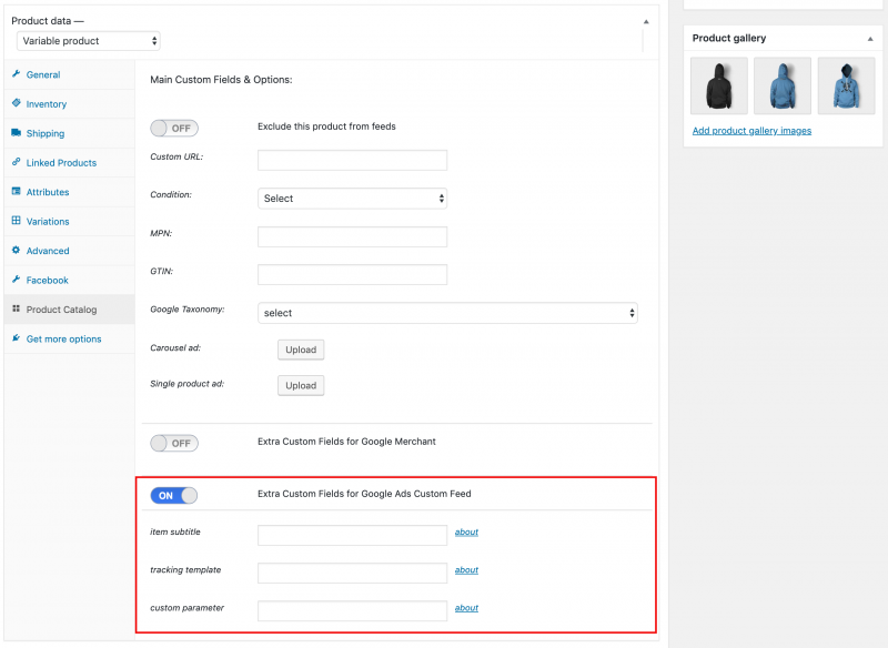 WooCommerce Product Catalog Help - PixelYourSite